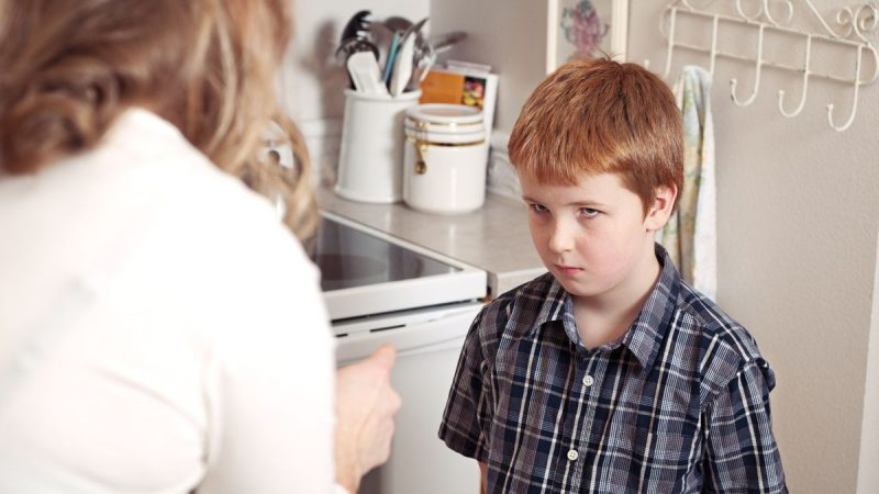 'I called the police on my son's 13-year-old pal as he wouldn't leave my house'